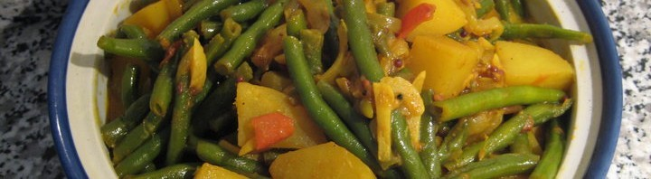 Simi Aloo Curry
