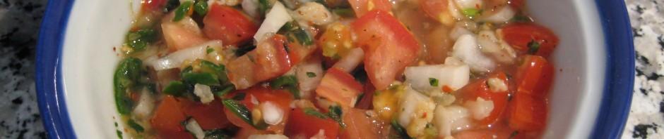 Pikanter Tomaten Achar