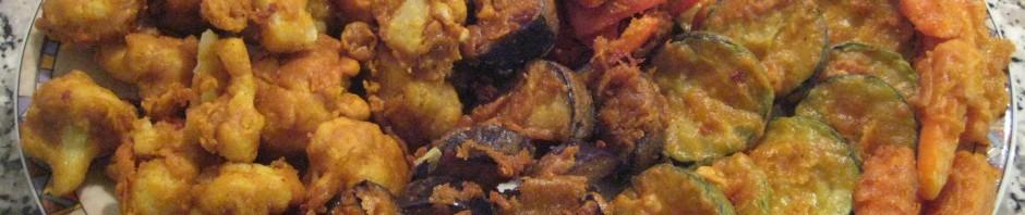Gemüse Mix Pakoras